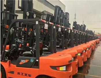 杭州叉车价格